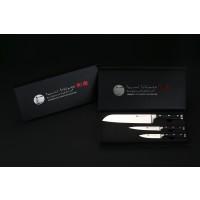 """IZUMI ICHIAGO - 3-tlg. Santokumesser-Set """"Professional Chef Knives"""""""