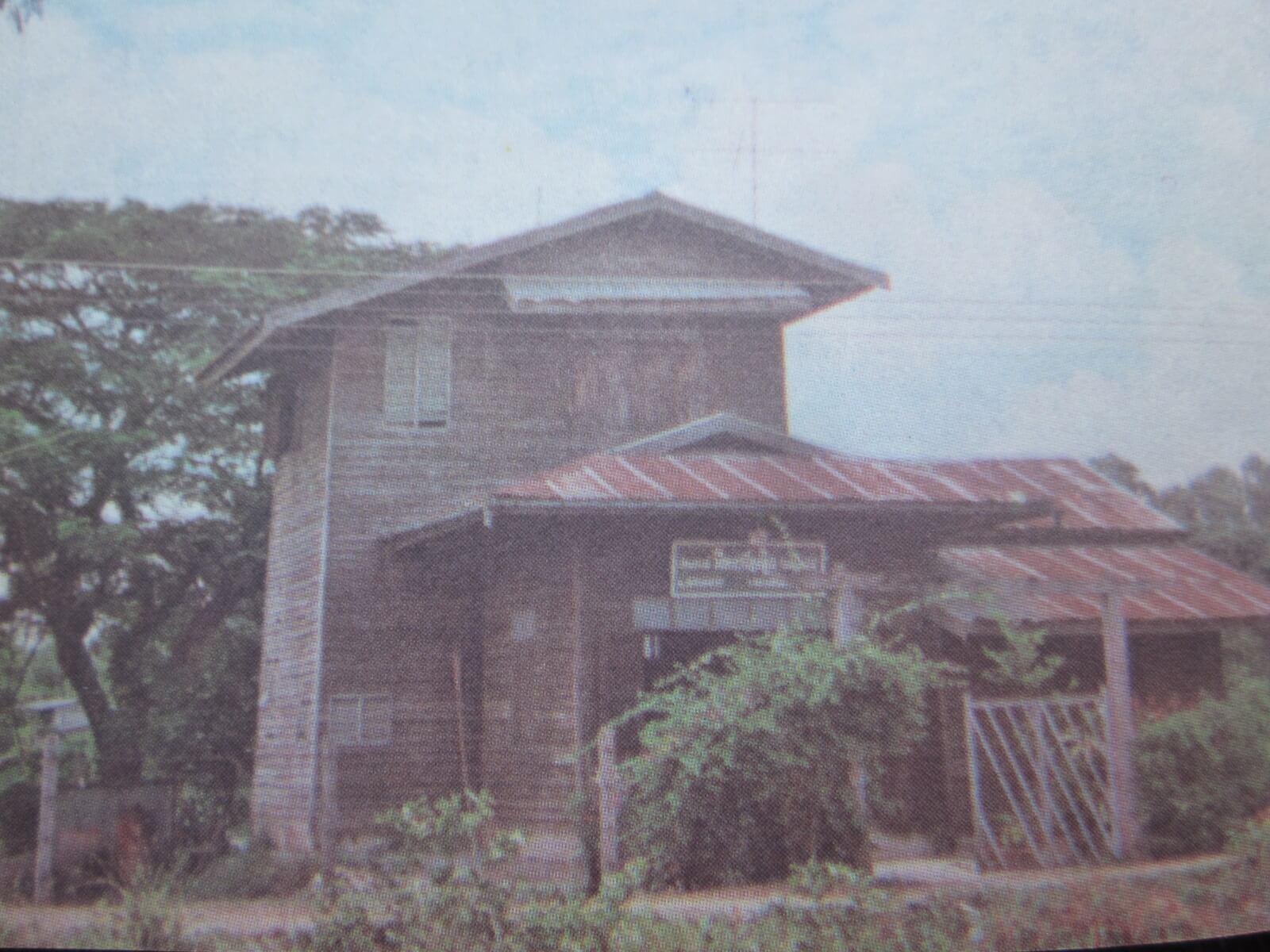 Die Werkstätte in Ayuddhaya